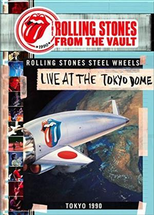 Rent The Rolling Stones: From the Vault: 1990 Online DVD Rental