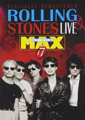 Rent The Rolling Stones: Live at the Max Online DVD Rental