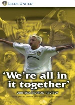 Leeds United FC: End of Season Review 2001-2002 Online DVD Rental