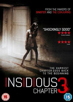 Insidious: Chapter 3 Online DVD Rental