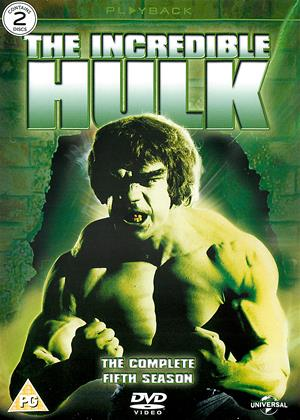 The Incredible Hulk: Series 5 Online DVD Rental