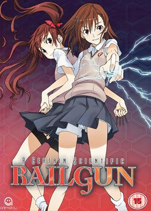 Rent A Certain Scientific Railgun: Series 1 (aka To aru kagaku no rêrugan) Online DVD Rental