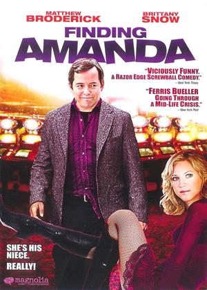 Finding Amanda Online DVD Rental