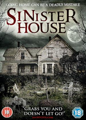 Rent Sinister House (aka House of Bad) Online DVD Rental