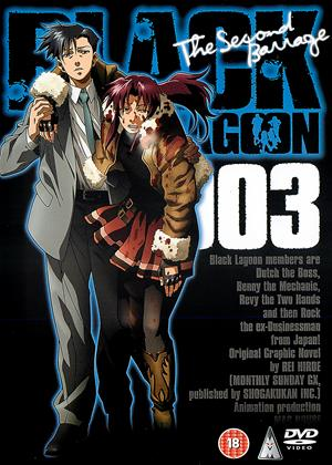 Rent Black Lagoon: The Second Barrage: Vol.3 (aka Burakku ragûn) Online DVD Rental