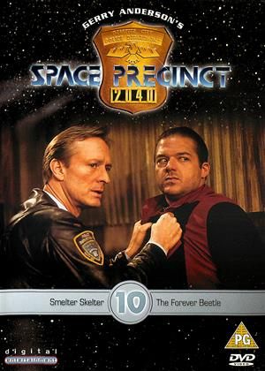 Space Precinct: Vol.10 Online DVD Rental