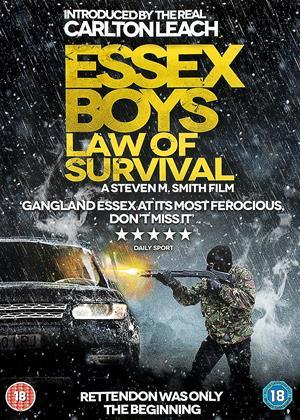 Rent Essex Boys: Law of Survival Online DVD Rental