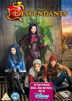 Descendants Online DVD Rental