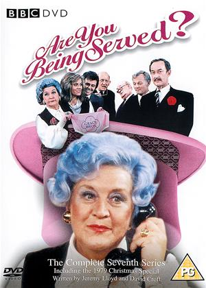 Are You Being Served?: Series 7 Online DVD Rental