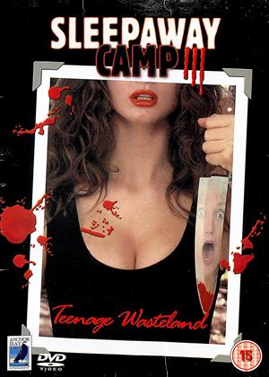 Sleepaway Camp 3: Teenage Wasteland Online DVD Rental