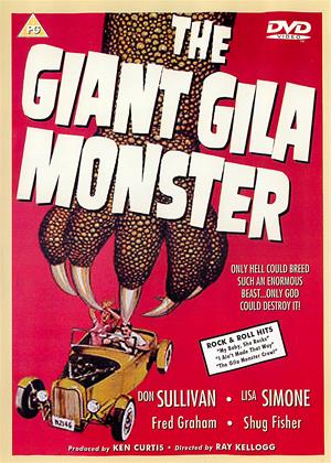 Rent The Giant Gila Monster Online DVD Rental