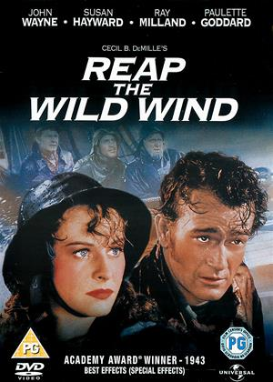 Reap the Wild Wind Online DVD Rental