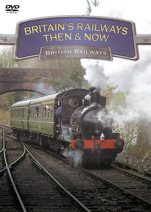Rent Britain's Railways: Then and Now: British Railway Online DVD Rental