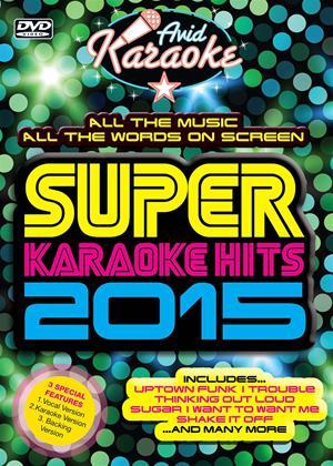Super Karaoke Hits 2015 Online DVD Rental