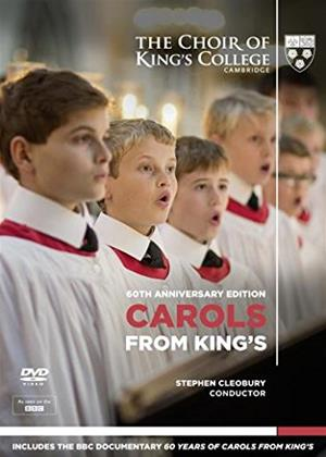 Rent Carols from King's: The Choir of King's College Cambridge Online DVD Rental