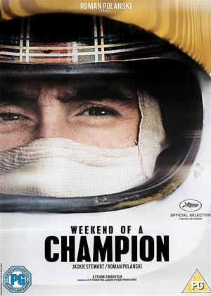 Weekend of a Champion Online DVD Rental