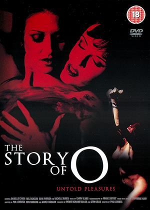 The Story of O: Untold Pleasures Online DVD Rental