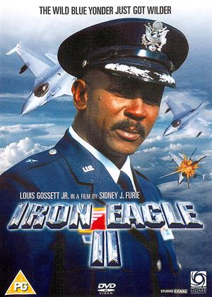 Iron Eagle 2 Online DVD Rental