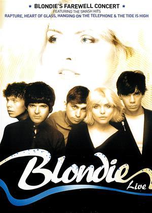 Blondie: Live: Farewell Concert Online DVD Rental
