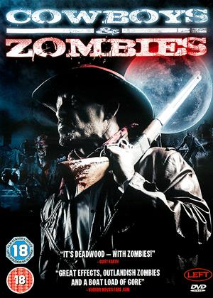 Cowboys and Zombies Online DVD Rental