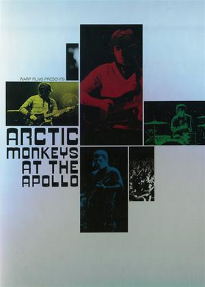 Artic Monkeys: At the Apollo Online DVD Rental
