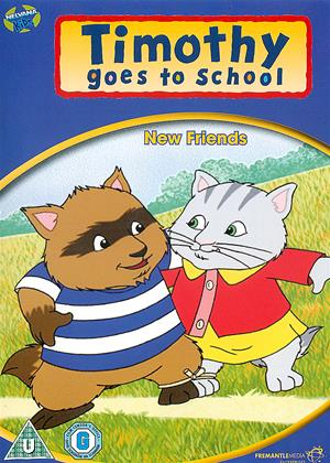 Timothy Goes to School: New Friends Online DVD Rental