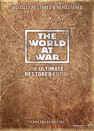 Rent The World at War: The Ultimate Restored Edition Online DVD Rental
