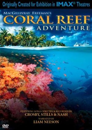 Rent Coral Reef Adventure Online DVD Rental