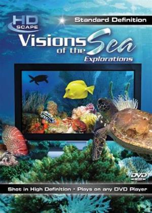 Rent Visions of the Sea: Explorations Online DVD Rental