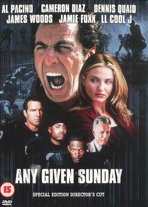 Any Given Sunday Online DVD Rental