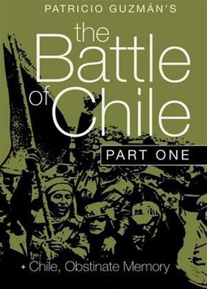 Battle of Chile: Part 1 Online DVD Rental