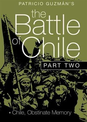 Rent Battle of Chile: Part 2 (aka La batalla de Chile: La lucha de un pueblo sin armas - Segunda parte: El golpe de estado) Online DVD Rental