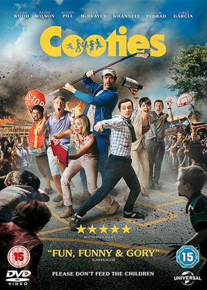 Cooties Online DVD Rental