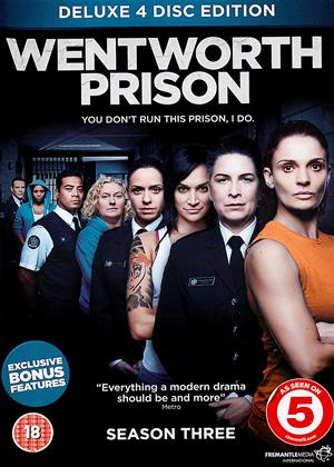 Rent Wentworth Prison: Series 3 Online DVD Rental