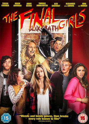 Rent The Final Girls Online DVD Rental