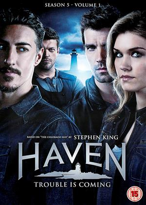 Haven: Series 5: Part 1 Online DVD Rental