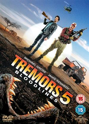 Rent Tremors 5 (aka Tremors 5: Bloodlines) Online DVD Rental