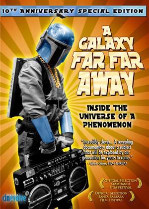 A Galaxy Far Far Away Online DVD Rental