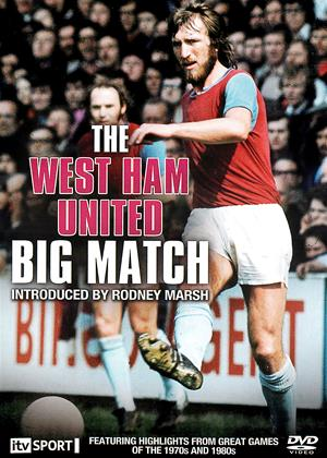 Rent The West Ham United: Big Match Online DVD Rental