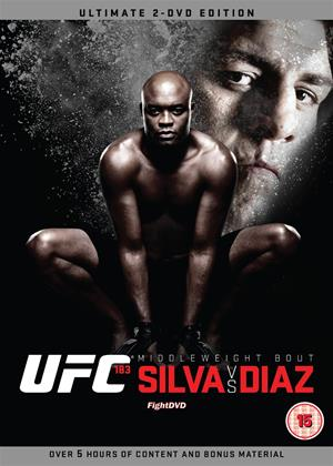 Rent Ultimate Fighting Championship: 183: Silva Vs Diaz Online DVD Rental