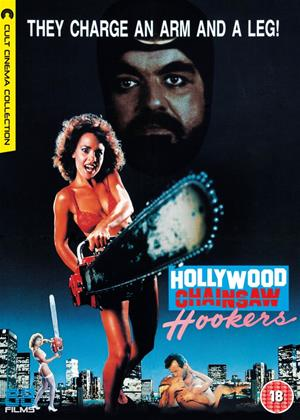 Hollywood Chainsaw Hookers Online DVD Rental