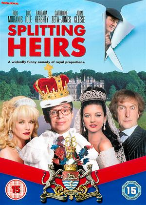Rent Splitting Heirs Online DVD Rental