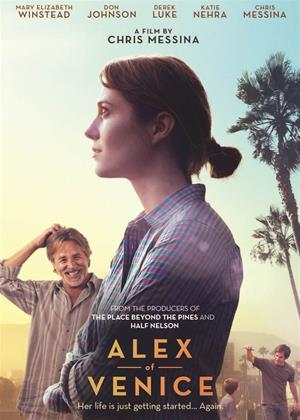Alex of Venice Online DVD Rental