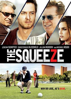 Rent The Squeeze Online DVD Rental