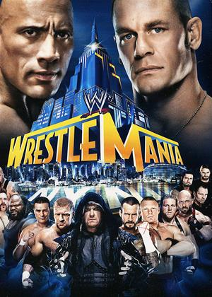 WrestleMania 29 Online DVD Rental