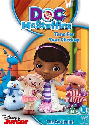 Rent Doc McStuffins: Time for Your Checkup Online DVD Rental