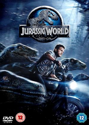 Jurassic World Online DVD Rental
