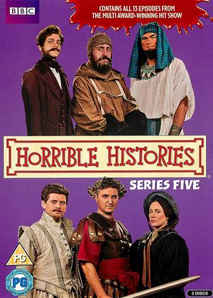 Horrible Histories: Series 5 Online DVD Rental