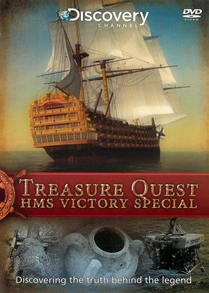 Rent Treasure Quest: HMS Victory Special Online DVD Rental