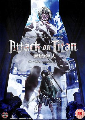 Attack on Titan: Part 2 Online DVD Rental